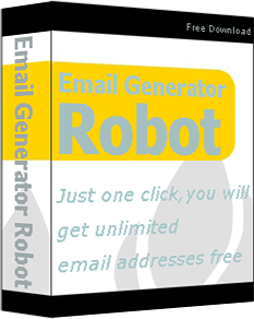 Email Generator Robot